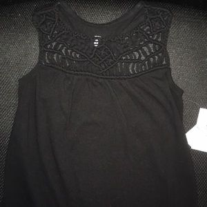 Old Navy Girls Tunic Top NWT